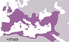 RomanEmpireCaesars Scheitern 497