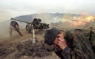 Second Chechen War (2000)