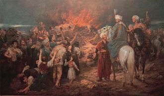 Турки в Богемии