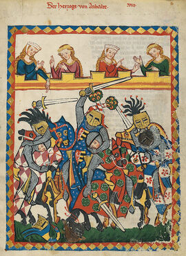 800px-Codex Manesse (Herzog) von Anhalt