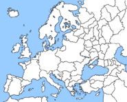 Blank map of Europe (IM, Outdated)