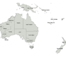 List of states and territories of Cygnia (Joan of What?)