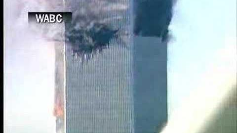 Fox News coverage of the 9 11 attacks (First reports)