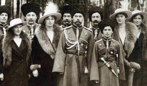 Romanovs in greenland