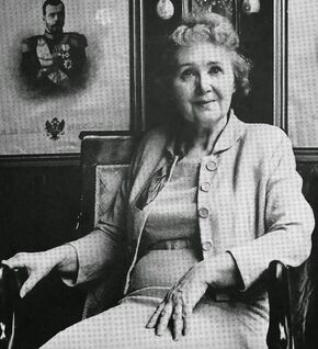 Tatiana I en 1977