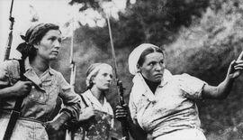 Women-ww2-russian-partisans