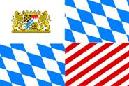 Bavaria Flag - My