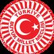 Emblema del Parlamento Turco