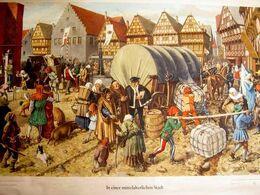 MittelalterStadt