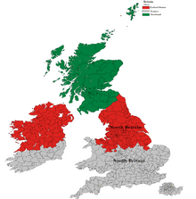 North and South Britain map-0