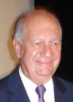 Ricardo Lagos CNS