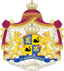 Royal coat of arms of Westralia