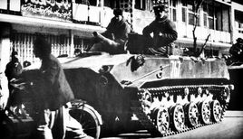 Soviet Forces in Kabul