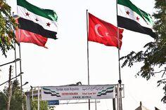Syrian-Turkey border