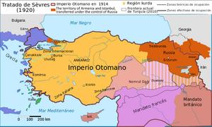 Раздел Турции (2)