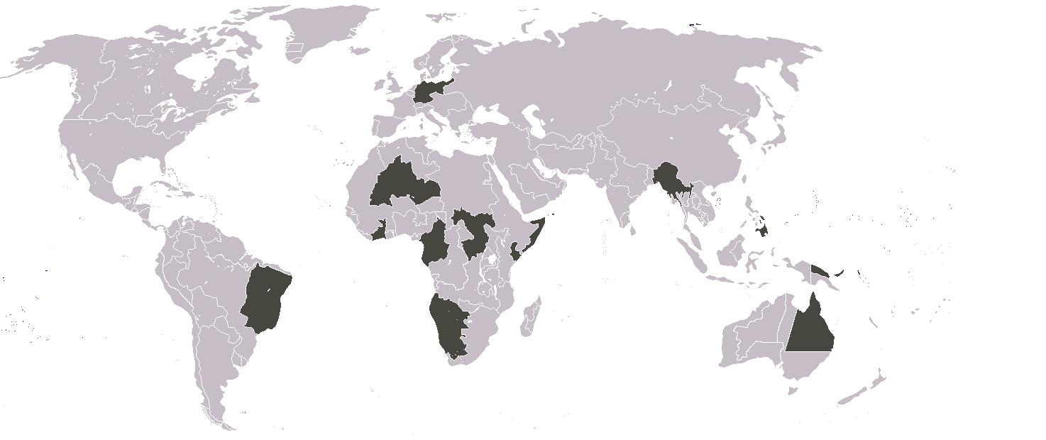 German Empire As Of Alternative History FANDOM Powered - Germany map 1900