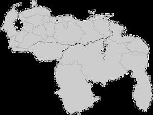 Estados de Venezuela CNS