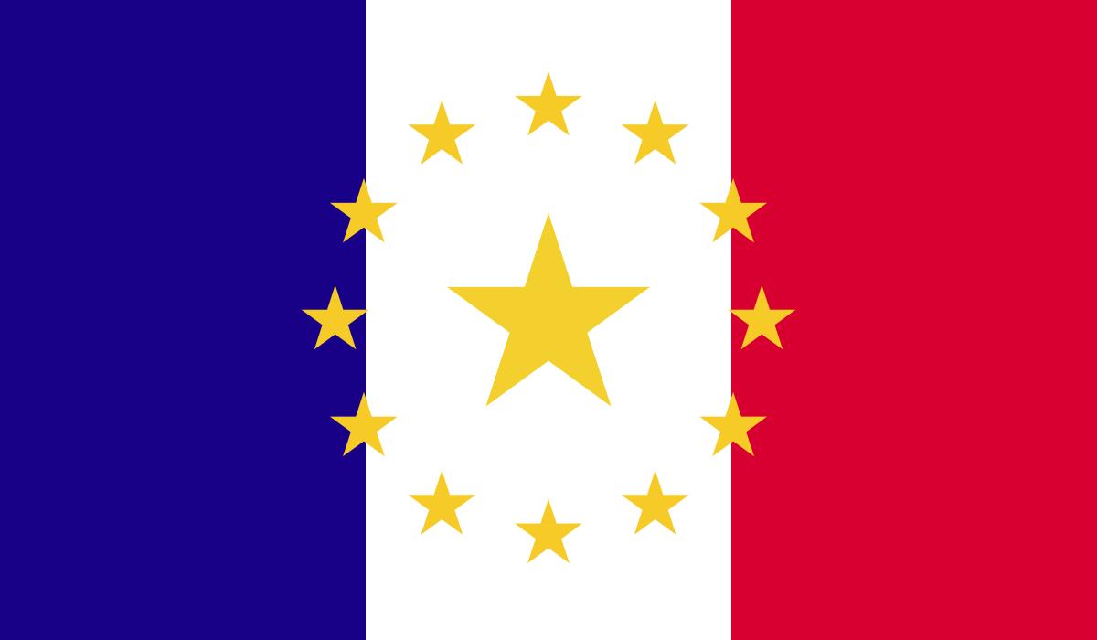 Flag of Paris (photo)