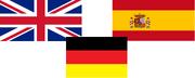 Flag of new UK