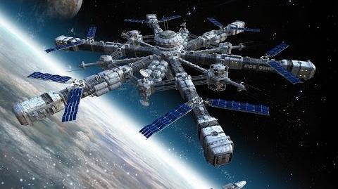 Flucht der Menscheit ins All - Doku Weltall