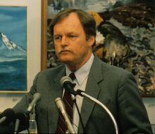Steve Cowper 1990