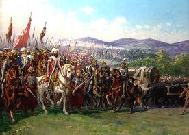 Conquest of Constantinople Zonaro
