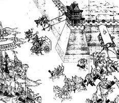 Siege-in-China