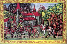 Siege of Konunglegursaey (The Kalmar Union)