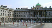 Somerset House. Strand