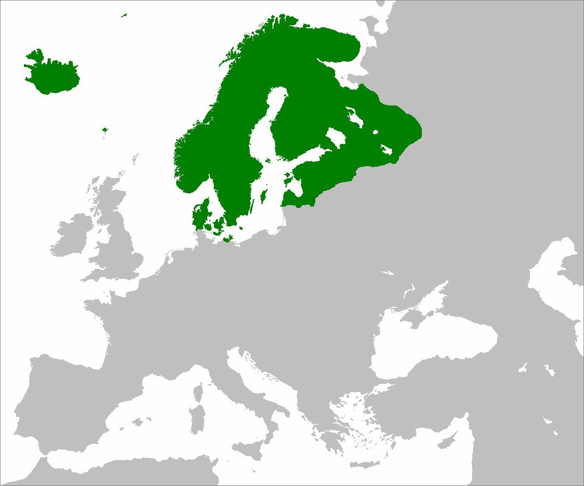 Swedish Empire Du Gamla Du Fria Alternative History