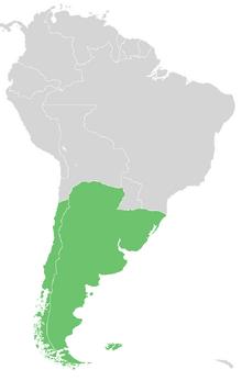 United Republics Argentina Chile Uruguy