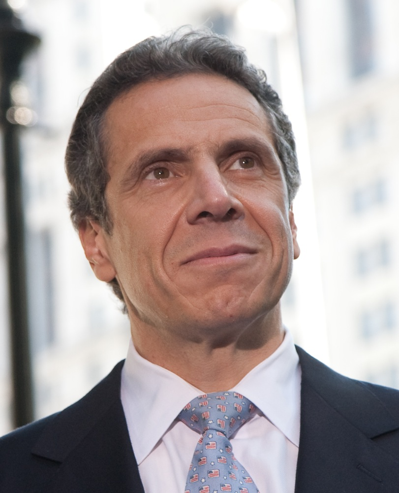 Andrew Cuomo by Pat Arnow