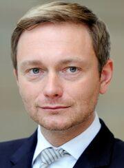 Christian Lindner 2013 (cropped)