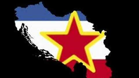Yugoslavian anthem