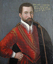 Иоганн Казимир I