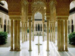 Al-hambra palace
