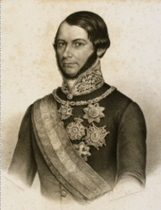 António José de Ávila, 1850
