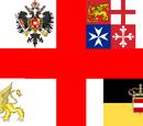Austro-Germanic Confederation (Venice-Italian Supremacy)