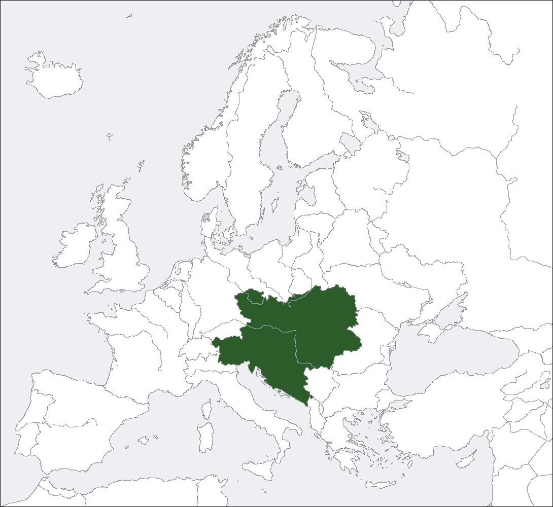 United States of Greater Austria (Central Victory