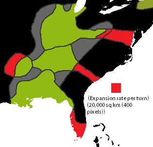 Cahokian Lands For 1420