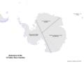 Map of Antarctica (13 Fallen Stars)
