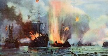 Битва в Манильской бухте
