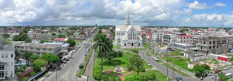 Georgetown-Guyana-St-George's-Cathedral
