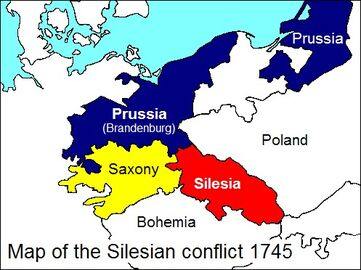 Prussia and Silesia