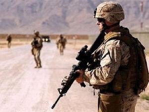 Американские войска в Таджикитсане