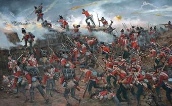 Битва за Сент-Филипп