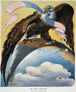 American Eagle cartoon