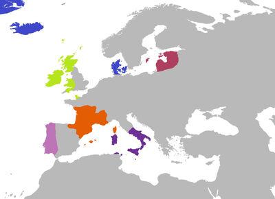 Nations Aquitaine