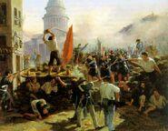 Revolution in Paris