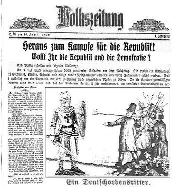 Volkszeitung1849DeutschR